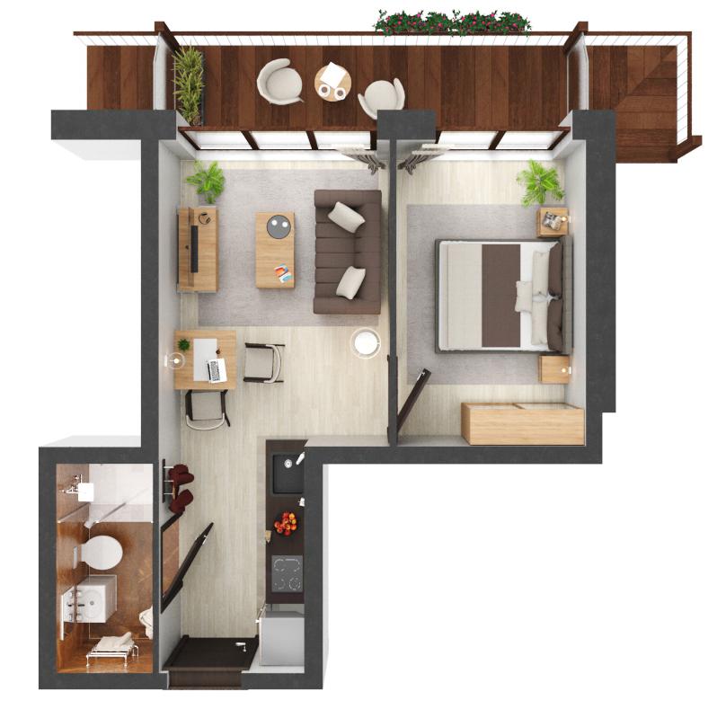 Apartament B3.06