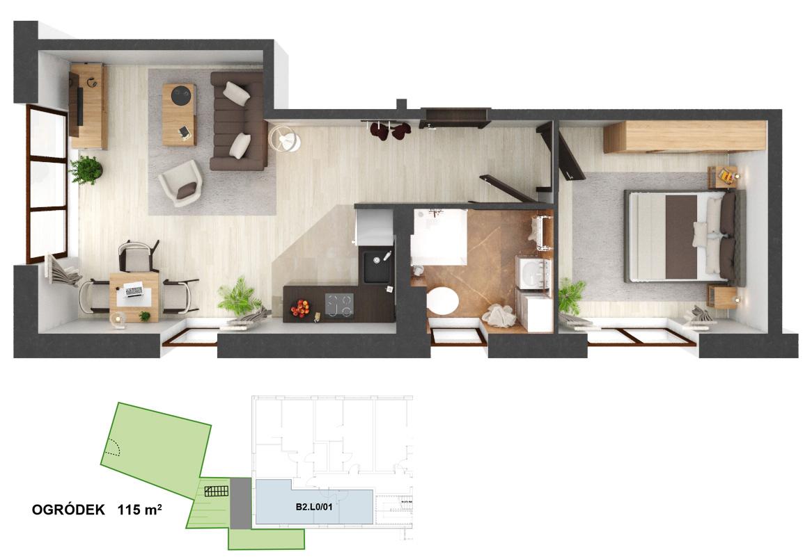 Apartament B2.01