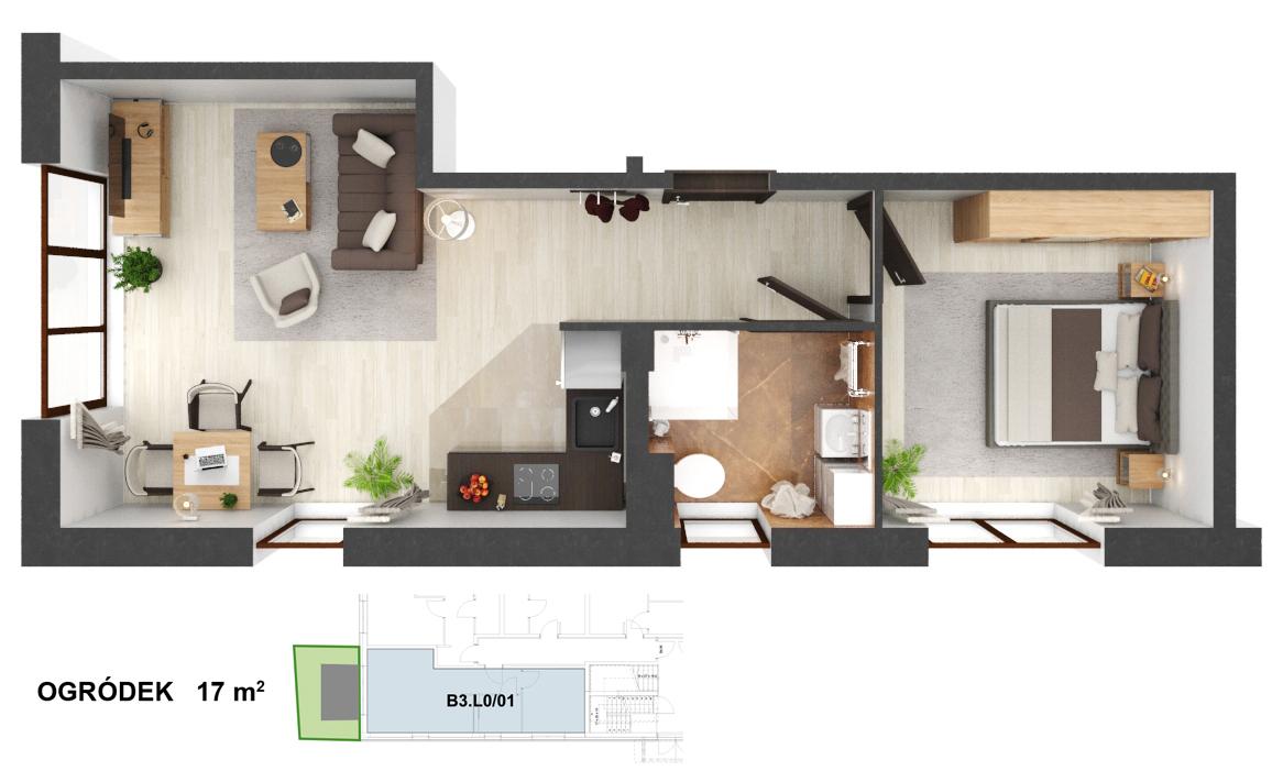 Apartament B3.01