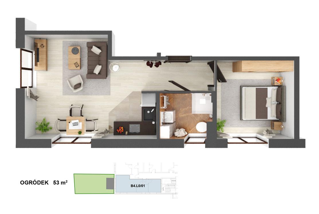 Apartament B4.01